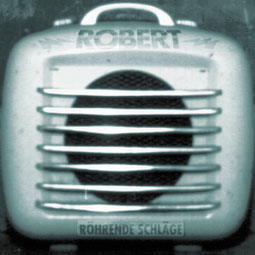 CD Cover: Roehrende Schlaege